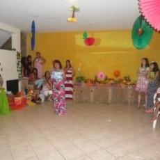 festa do Hawaii Realizada pelo Grupo de Mulher Igreja Evangélica Peniel