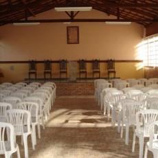 capela para 180 pessoas