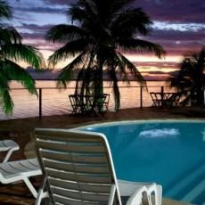 Piscina Com Vista da Lagoa de Araruama