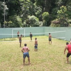 Campo Futebol/Volei