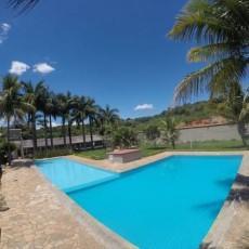 piscina sitio aluguel bh sabara 17 chales piscina