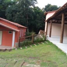 Vista Alojamentos e acesso Salão Reunião